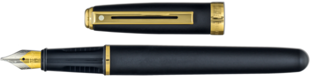 Sheaffer Prelude Black Matte